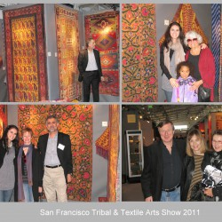 San Francisco Tribal & Textile Art s Show-2011